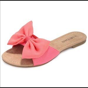 Shoes - 🎀Bow Sandals🎀